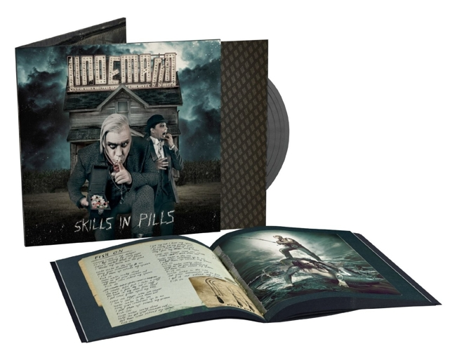 Lindemann. Skills In Pills (LP) fancy jumping walking pills