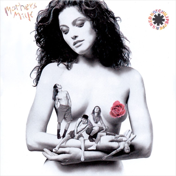 Red Hot Chili Peppers. Mother's Milk. Limited Edition (LP)