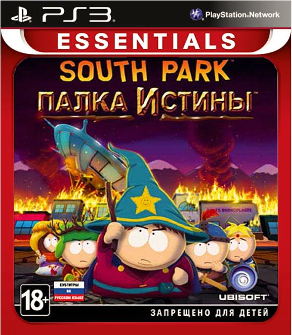 South Park: Палка истины (Essentials) [PS3]