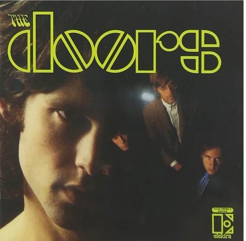The Doors: The Doors (CD) the doors – the doors lp 3 cd