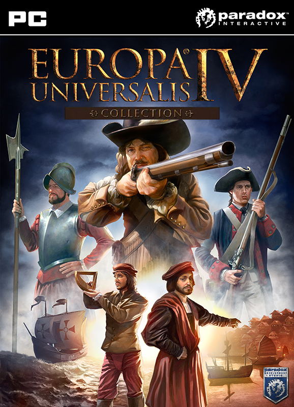 Europa Universalis IV: Collection (Цифровая версия) europa европа фотографии жорди бернадо