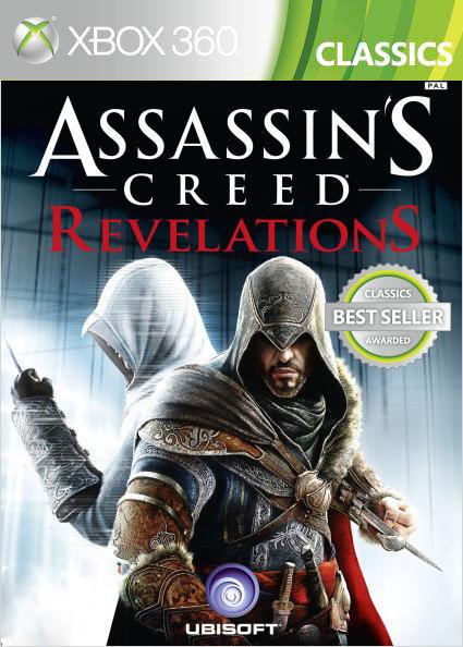 Assassin's Creed: Откровения (Classics) [Xbox 360]
