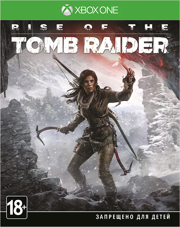 Rise of the Tomb Raider [Xbox One] игра для xbox microsoft rise of the tomb raider