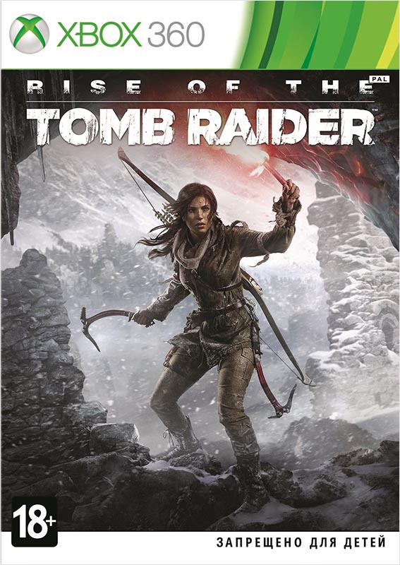 Rise of the Tomb Raider [Xbox 360] игра для xbox microsoft rise of the tomb raider