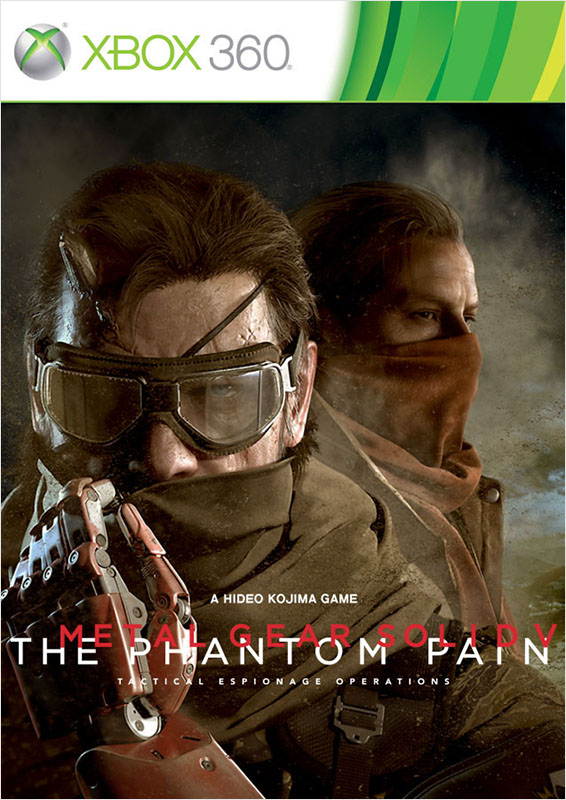 Metal Gear Solid V: The Phantom Pain [Xbox 360]