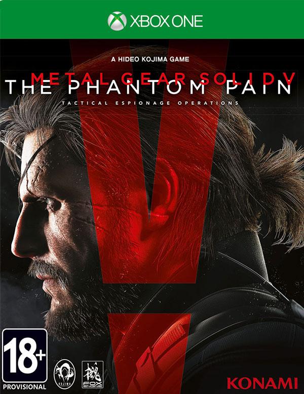 Metal Gear Solid V: The Phantom Pain [Xbox One]