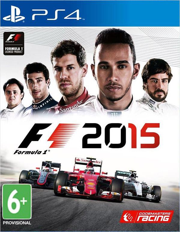 F1 2015 [PS4]