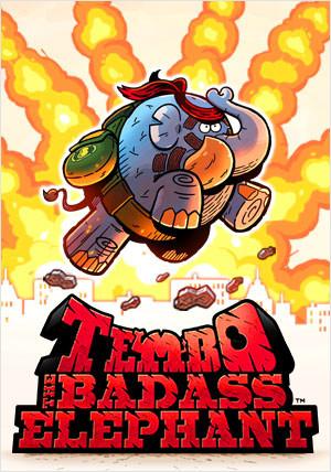 Tembo The Badass Elephant (Цифровая версия)