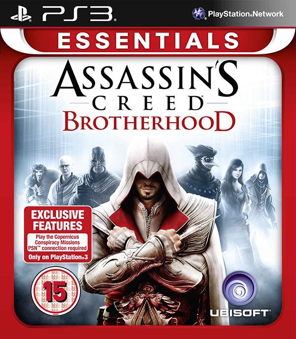 Assassin's Creed: Братство крови (Essentials) [PS3]