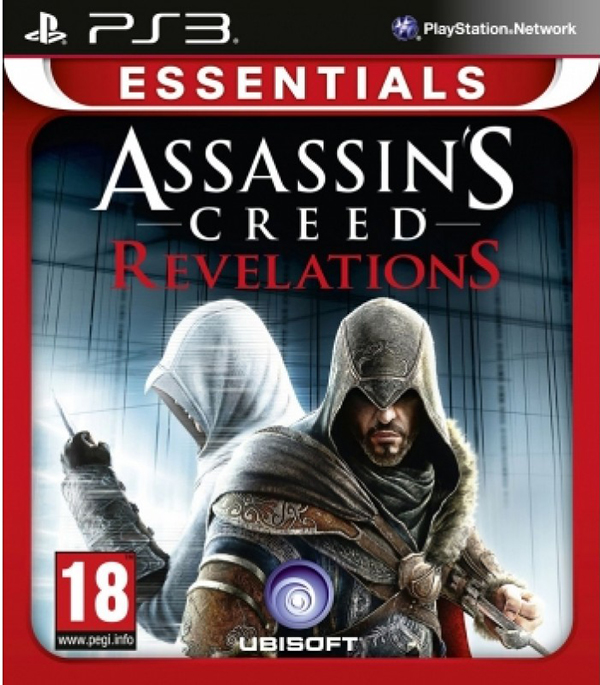Assassin's Creed: Откровения (Essentials) [PS3]