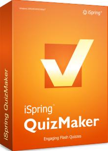 iSpring QuizMaker 8. Программа для создания электронных материалов (Цифровая версия)iSpring QuizMaker 8 – это удобная программа для создания профессиональных тестов и опросов с использованием изображений, формул, аудио и видео, доступных для просмотра на мобильных устройствах<br>