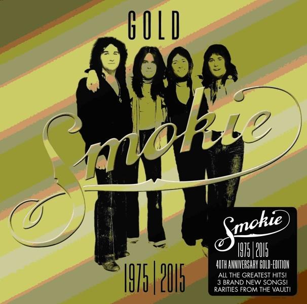 Smokie: Gold 1975–2015 – 40th Anniversary Edition (2 CD)В Smokie. Gold 1975–2015. 40th Anniversary Edition вошли все главные хиты группы, которых за 40 лет набралось на целых два диска.<br>