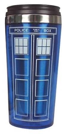 Термокружка Doctor Who (500 мл)Представляем вашему вниманию термокружку Doctor Who, созданную по мотивам культового британского научно-фантастического телесериала Доктор Кто.<br>