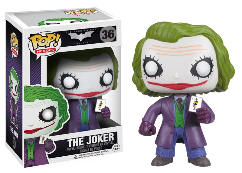 Фигурка The Joker (12 см) batman volume 2 joker s asylum