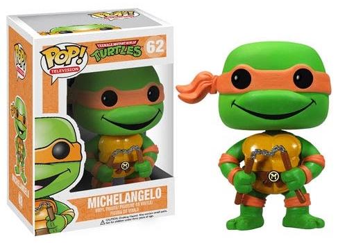 Фигурка TMNT. Michelangelo POP (12 см)