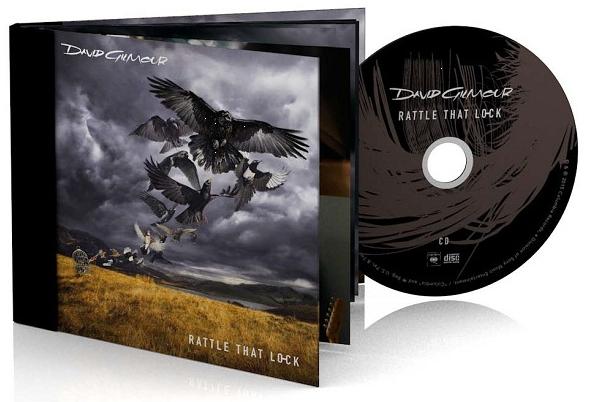 David Gilmour: Rattle That Lock (CD)David Gilmour. Rattle That Lock – пятый сольный альбом голоса и гитары Pink Floyd<br>