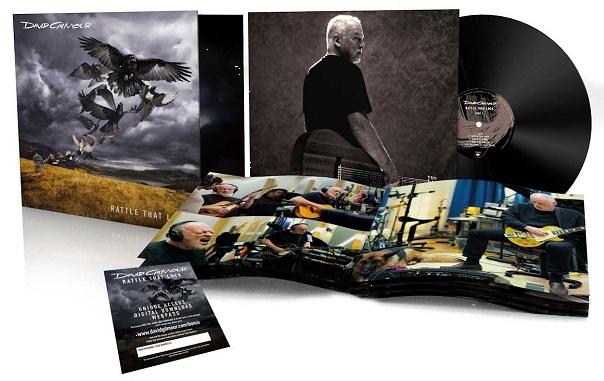 David Gilmour. Rattle That Lock (LP)David Gilmour. Rattle That Lock (LP) – пятый сольный альбом голоса и гитары Pink Floyd. Издание содержит альбом на 180-грамовом виниле, 16-ти страничный буклет и карту для скачивания цифрового контента.<br>