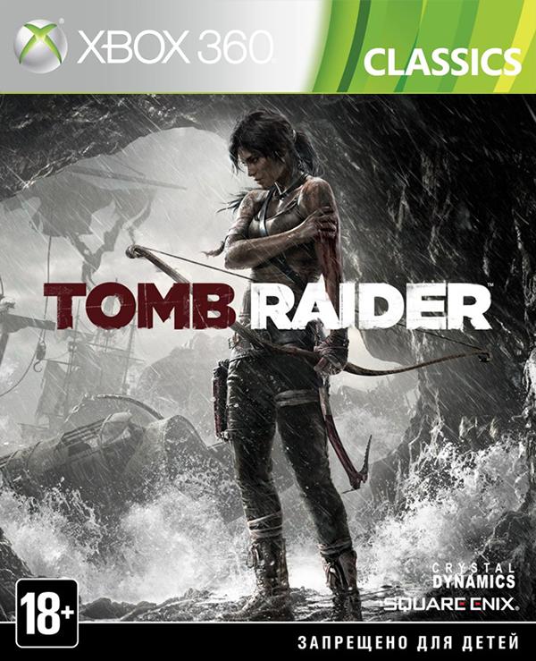 Tomb Raider (Classics) [Xbox 360]