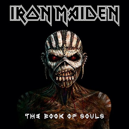 Iron Maiden: The Book of Souls (2 CD) iron maiden the book of souls 3 lp