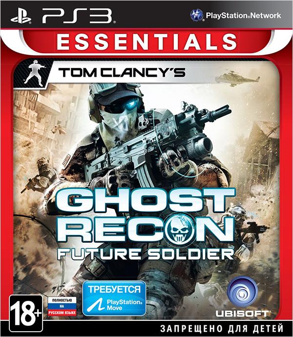 Tom Clancys Ghost Recon: Future Soldier (Essentials) [PS3]Игра Tom Clancy&amp;rsquo;s Ghost Recon Future Soldier &amp;ndash; продолжение популярной серии тактических шутеров с технологиями &amp;laquo;завтрашнего дня&amp;raquo; Tom Clancys Ghost Recon.<br>