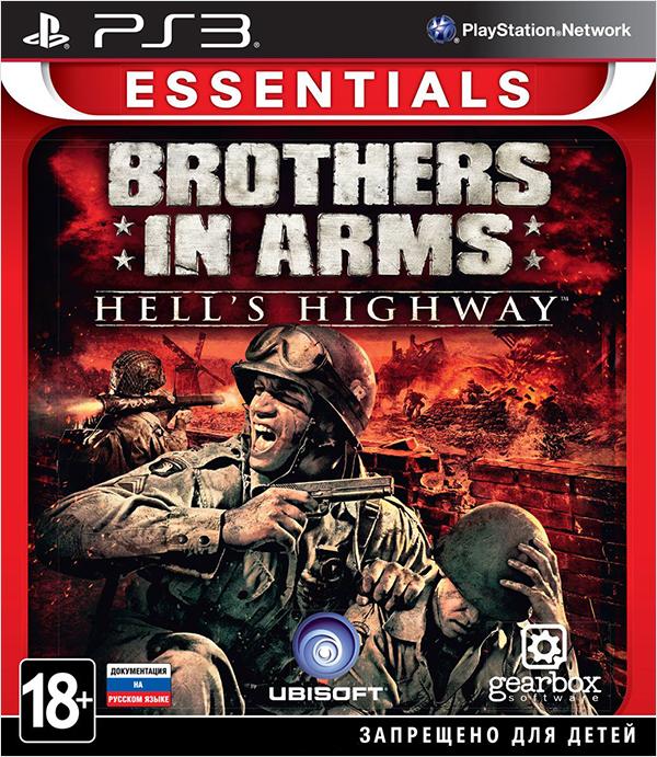 Brothers in Arms 3: Hells Highway (Essentials) [PS3]В игре Brothers in Arms 3. Hells Highway игрок принимает участие в военных подвигах бойцов 101 воздушно-десантной дивизии Союзников. Баталии по ту сторону экрана превратят вашу гостиную в настоящее поле боя!<br>