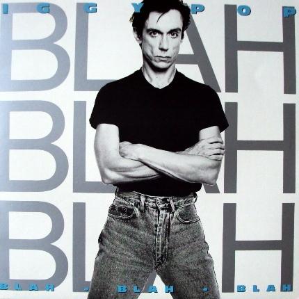 Iggy Pop. Blah Blah Blah (LP)