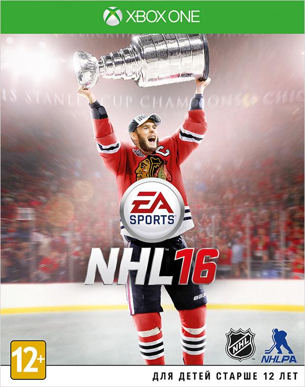 NHL 16 [Xbox One]Созданная с учетом отзывов фанатов игра NHL 16 включает в себя командные соревнования, новые функции в самых популярных индивидуальных режимах, новшества в игровом процессе по всем позициям и непередаваемую атмосферу хоккея.<br>