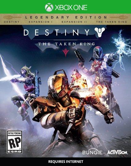 Destiny: The Taken King. Legendary Edition [Xbox One]