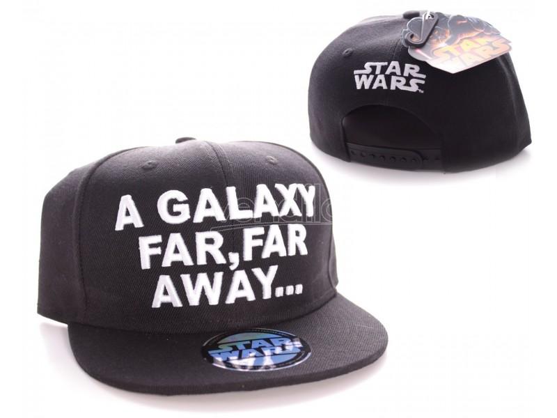 Бейсболка Star Wars. Starting Titlle (черная)Бейсболка Star Wars. Starting Titlle создана по мотивам культовой фантастической саги «Звездные войны» режиссера Джорджа Лукаса.<br>