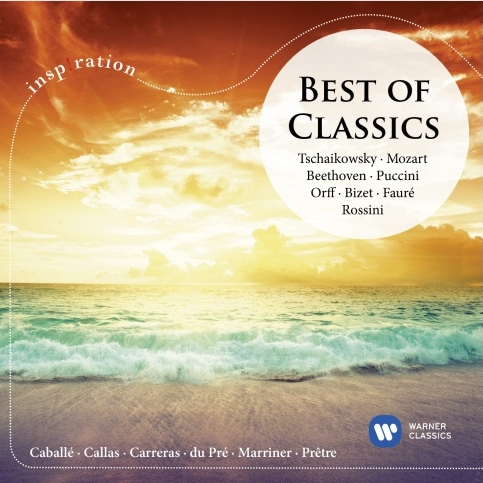 Best Of Classics (Inspiration) (CD) сборник 100 best of rock cd