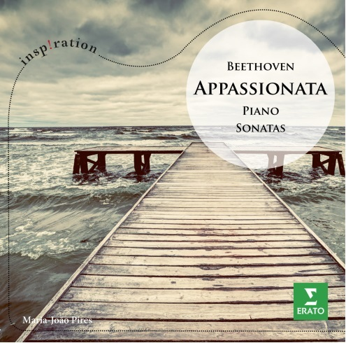 Beethoven: Appassionata – Piano Sonatas (Inspiration) (CD) piano sonatas cd