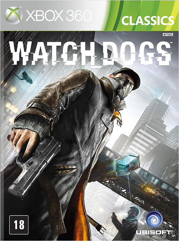 Watch Dogs (Classics) [Xbox 360]