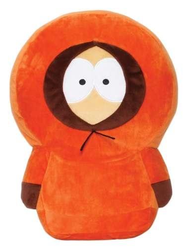 Мягкая игрушка-подушка Южный парк. Кенни (35 см)Мягкая игрушка-подушка Южный парк. Кенни – сувенирная мягконабивная подушка в виде персонажа американского мультсериала «Южный парк», созданного Мэттом Стоуном и Треем Паркером.<br>