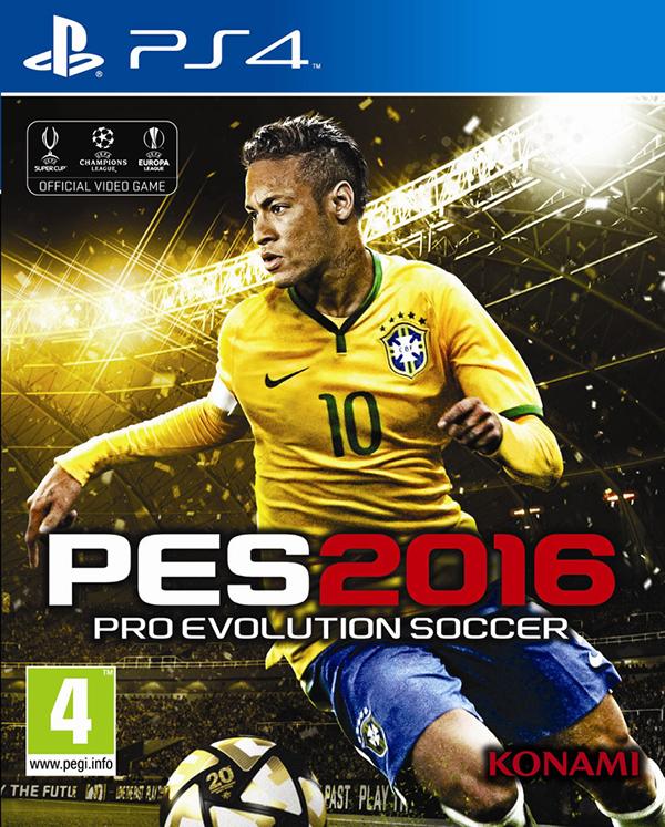 Pro Evolution Soccer 2016 [PS4]