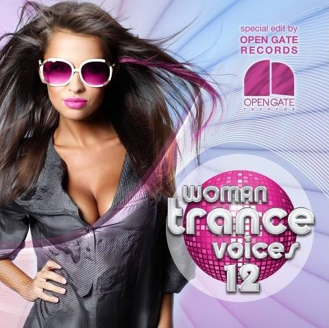 Сборник: Woman Trance Voices. Vol. 12 (3 CD)
