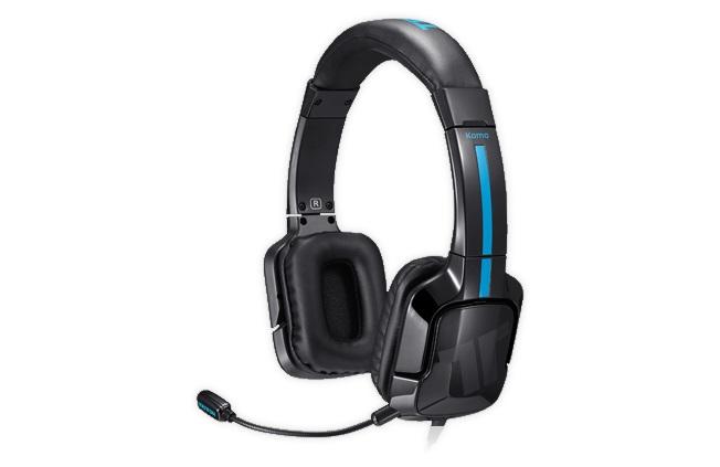 Стереогарнитура Tritton Kama Stereo Headset для PS4/PS Vita (черная)Созданная специально для многопользовательской онлайн среды PlayStation 4, гарнитура Tritton Kama Stereo Headset обеспечивает удобное звучание, одновременно упрощая онлайн чат.<br>