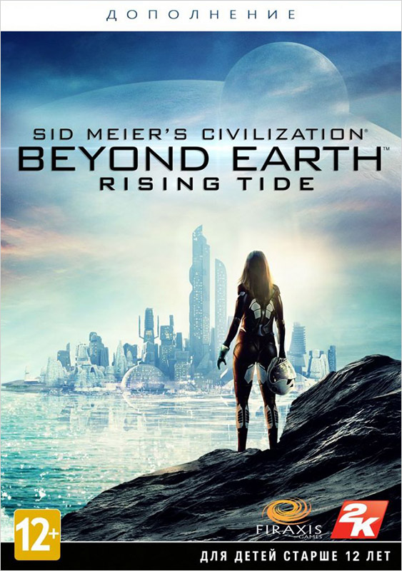 Sid Meier's Civilization: Beyond Earth. Rising Tide. Дополнение [PC, Цифровая версия] (Цифровая версия) europa universalis iv art of war дополнение [pc цифровая версия] цифровая версия
