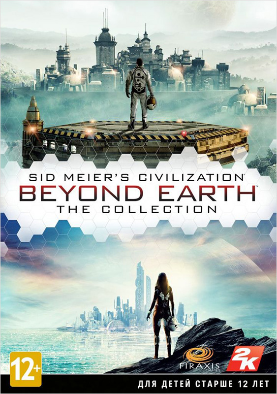 Sid Meier's Civilization: Beyond Earth. The Collection (Цифровая версия) sid meier s civilization beyond earth rising tide дополнение цифровая версия
