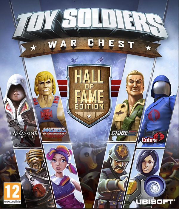Toy Soldiers: War Chest. Hall of Fame Edition