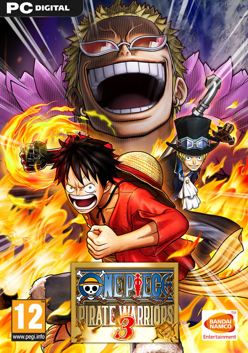 One Piece: Pirate Warriors 3  (Цифровая версия) bmbe табурет pirate