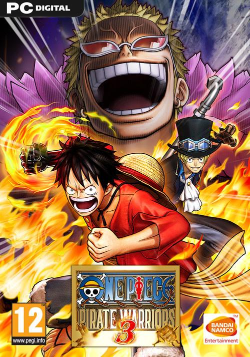 One Piece: Pirate Warriors 3 [PC, Цифровая версия] (Цифровая версия) panda gold protection 3 устройства 3 года [цифровая версия] цифровая версия