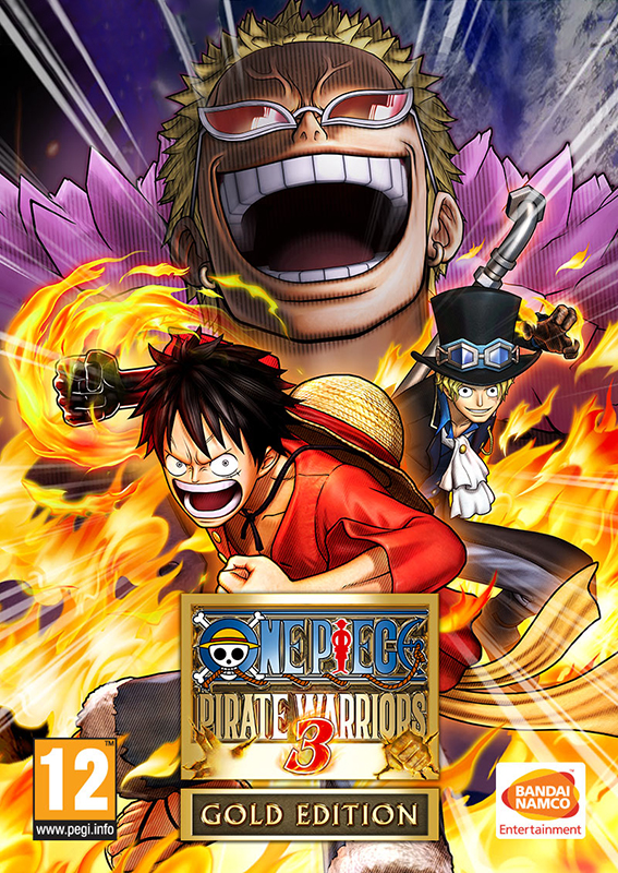 One Piece: Pirate Warriors 3. Gold Edition