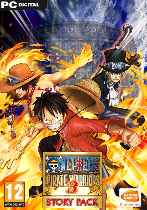One Piece: Pirate Warriors 3. Story Pack. Дополнение
