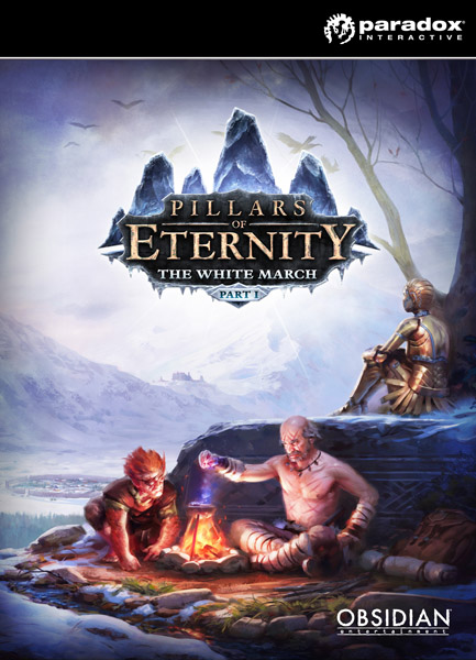 Pillars of Eternity. The White March. Part I. Дополнение [PC, Цифровая версия] (Цифровая версия) kareem morsy fish parasites part i