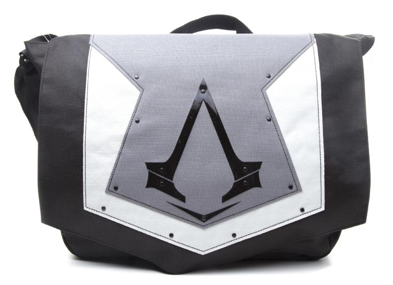 Сумка Assassin's Creed Syndicate. Messenger Bag