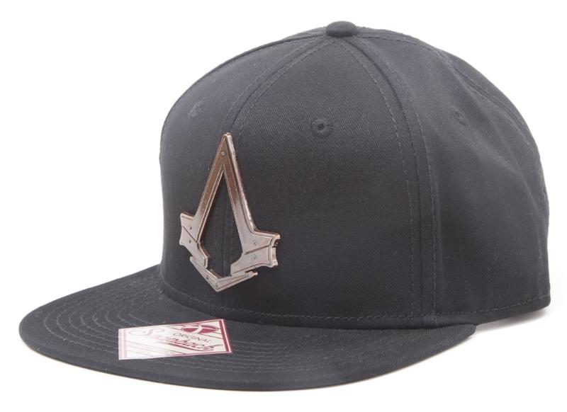 Бейсболка Assassin's Creed Syndicate (с бронзовым логотипом)