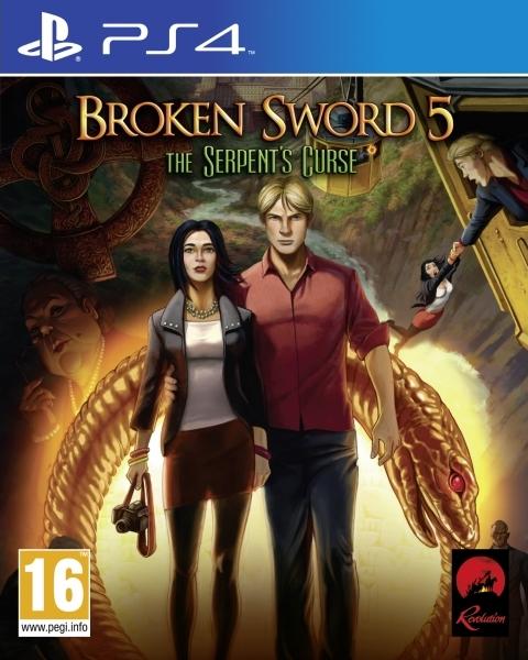 Broken Sword 5: The Serpent's Curse [PS4]