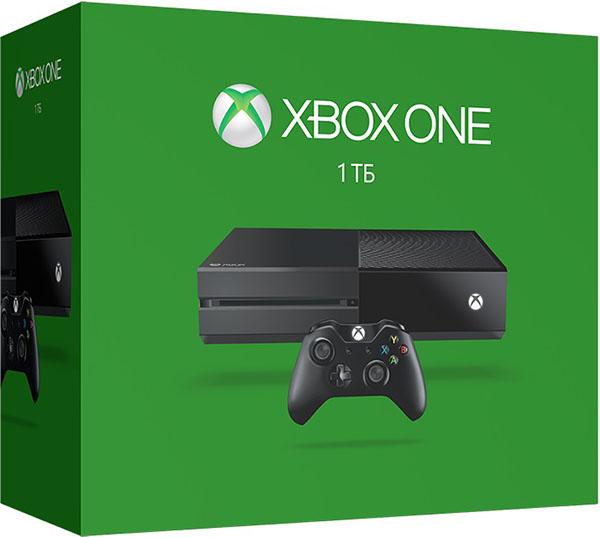 Игровая консоль. Xbox One (1 TB) от 1С Интерес