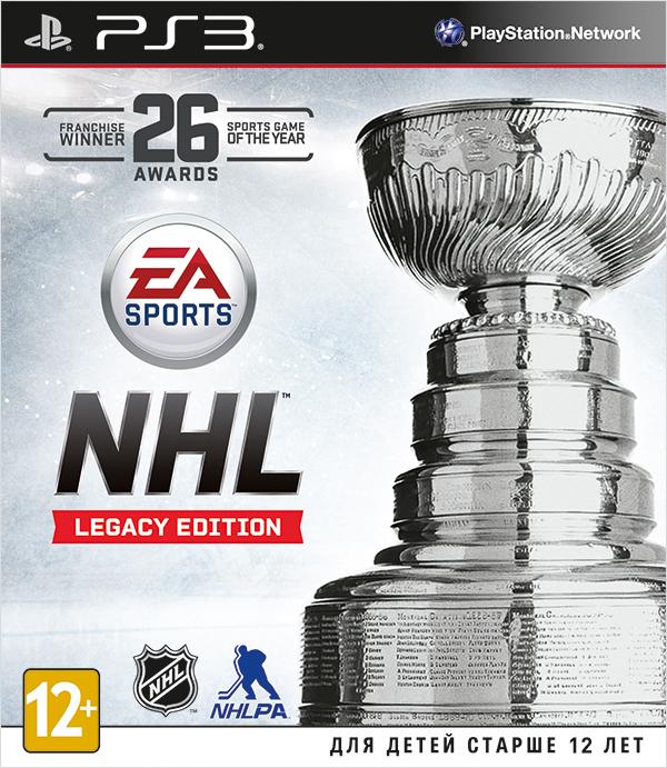 NHL 16. Legacy Edition [PS3]В игре NHL 16. Legacy Edition собраны все самые популярные режимы игры и лучшие игровые функции, опробованные за девять лет серии NHL. Обновленные составы и аутентичные турнирные таблицы позволят фанатам насладиться полноценной игрой в хоккей.<br>