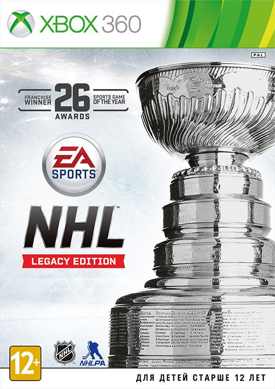 NHL 16. Legacy Edition [Xbox 360]